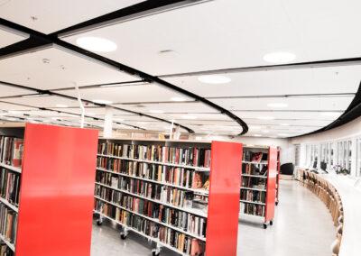 Märsta bibliotek, Märsta