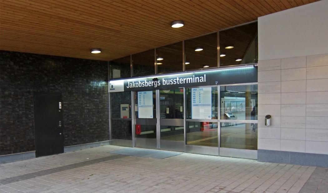 Jakobsbergs bussterminal